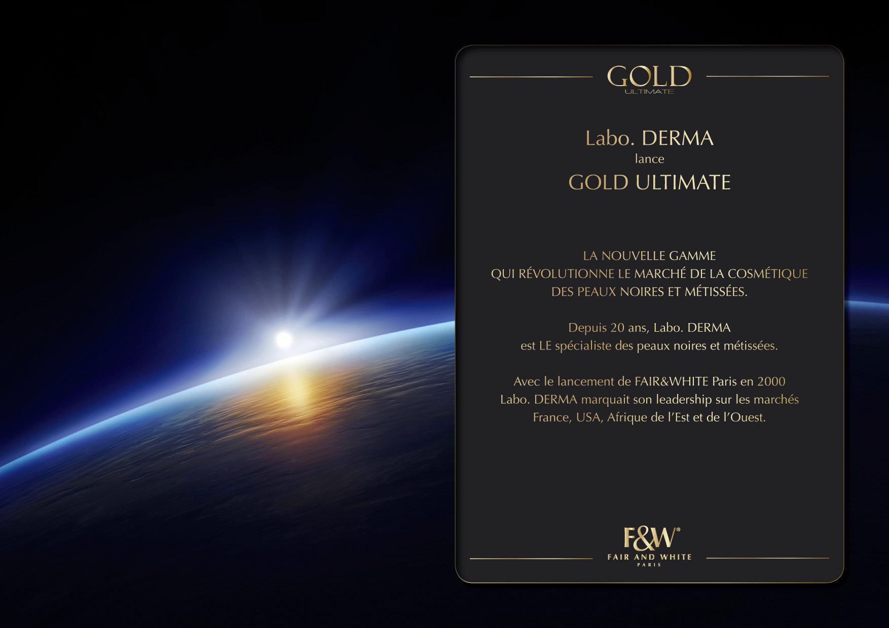 """<font color=""""#aaa7a6"""">Gold : présentation de la gamme (2/20).</font>"""