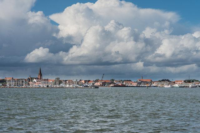 Nykøbing, Jutland (Jylland), Danmark