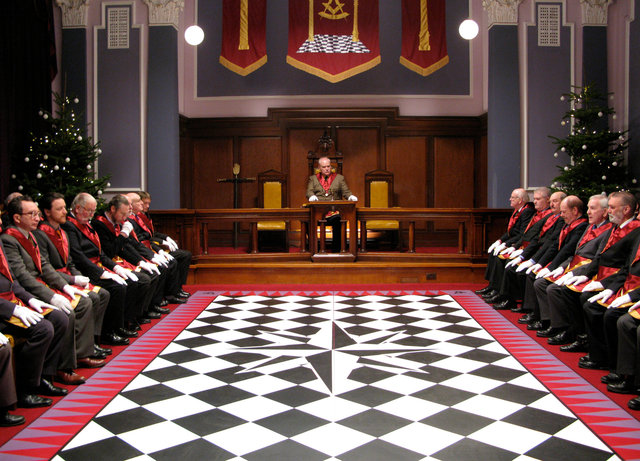 Free Masons Hall