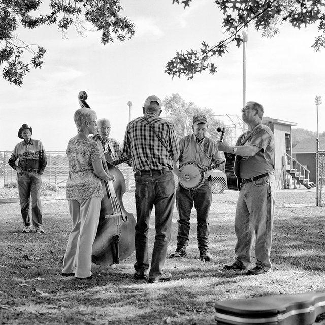 Bluegrass Festival, Burkesville, KY