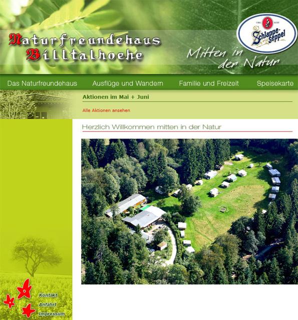 Naturfreundehaus Billthal