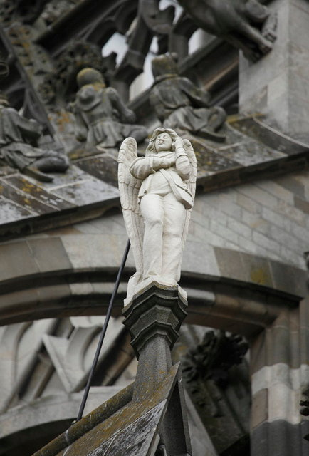 s' hertogenbosch - sint jan -engel belt met god