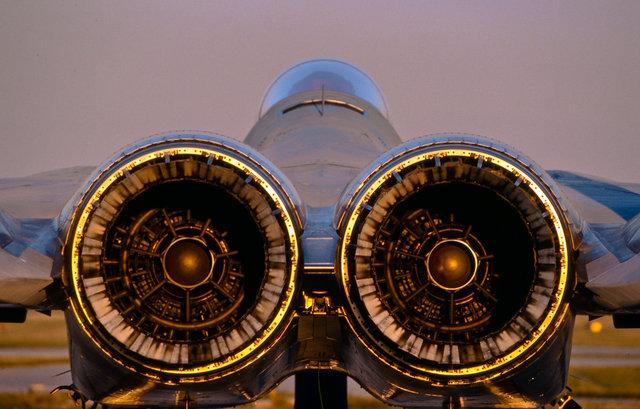 F-14 Eagle. McDonnell Douglas