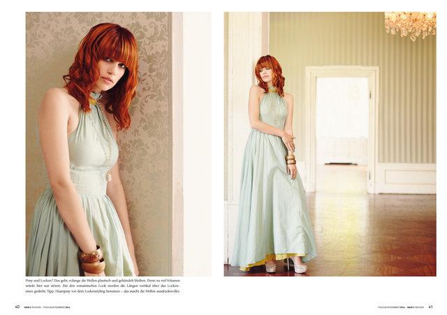Hair & Fashion SS14 Magazin