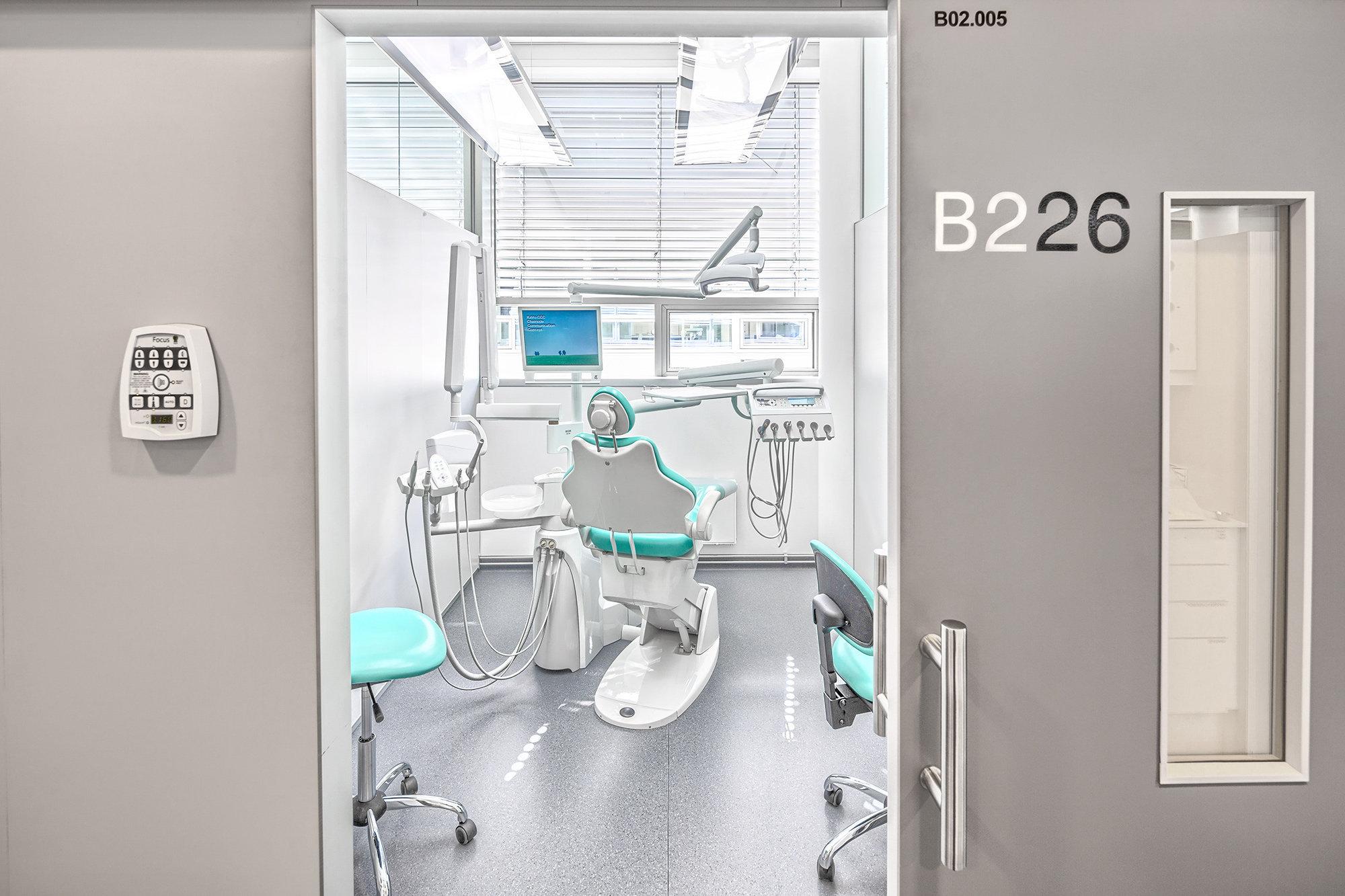 Odontologen, Bergen