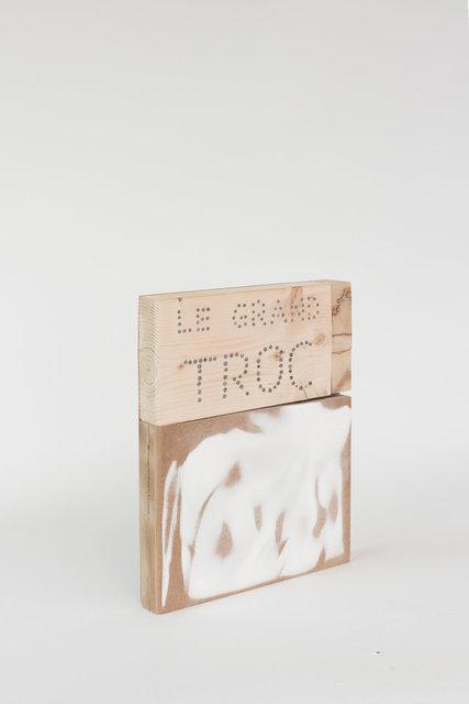 "Edition ""le Grand Troc"" - Nicolas Floc'h"