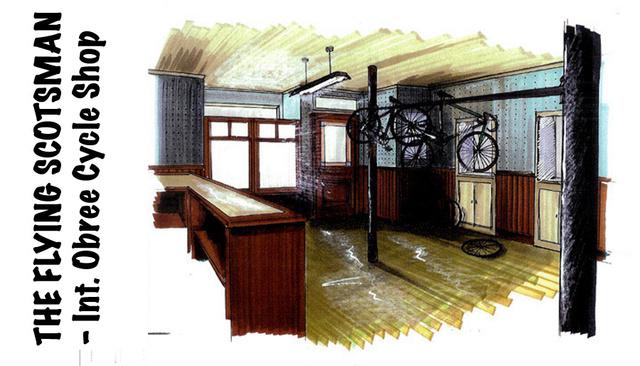 Obree Cycle Shop