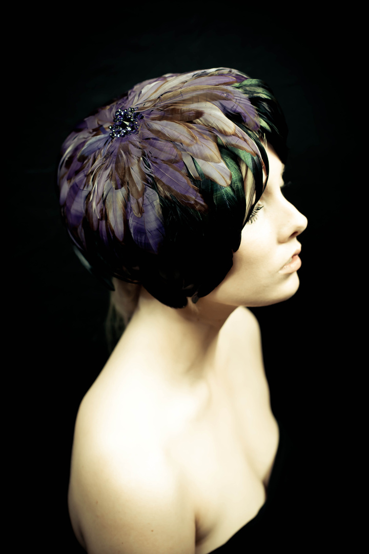Rizvi Millinery - SS10 The World is Your Oyster