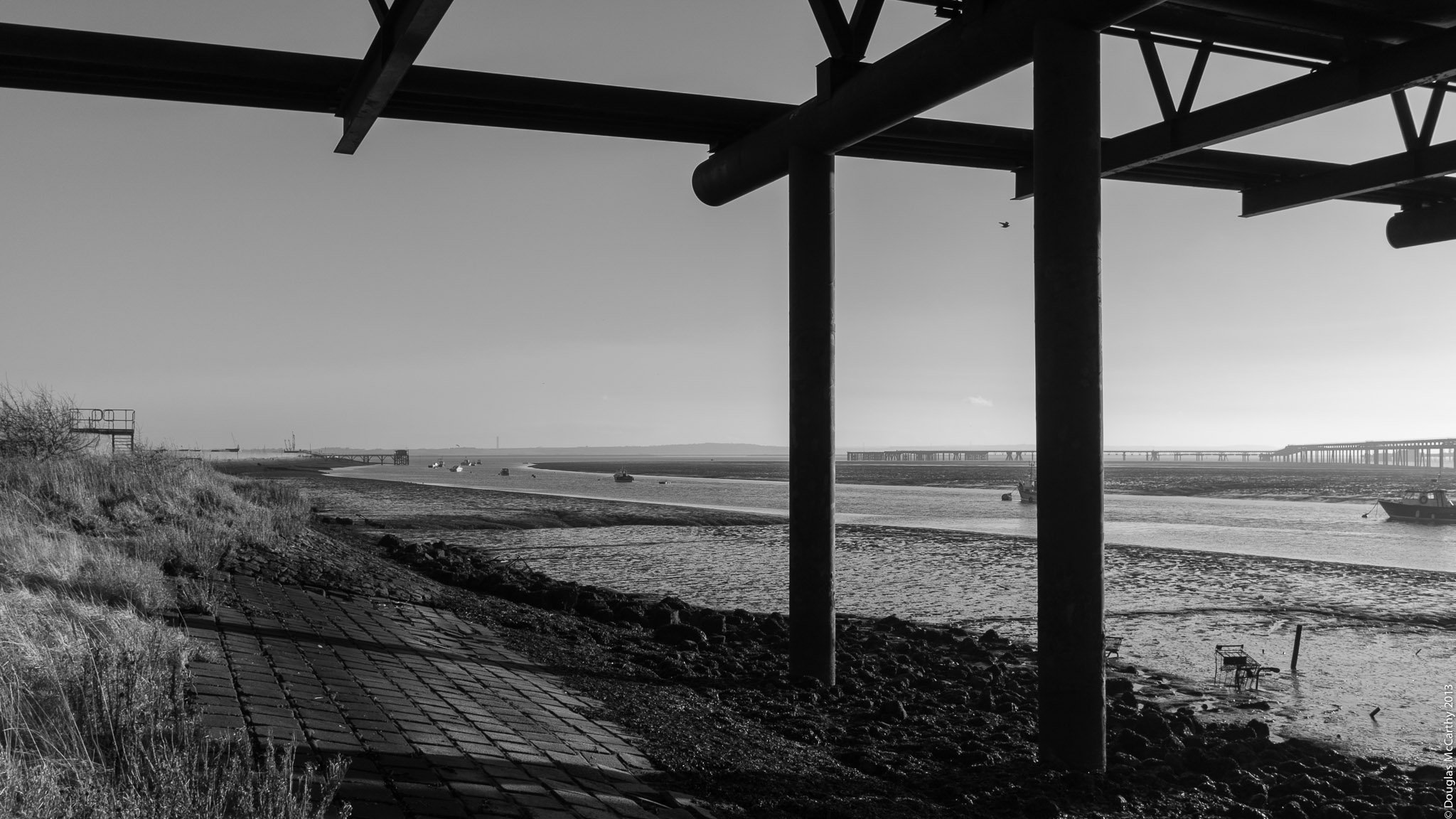 West Canvey Marshes, 2013