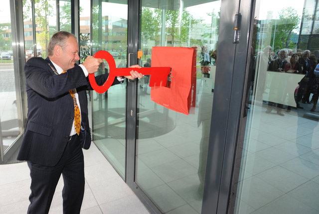 Opening CHDR2 mei 2013
