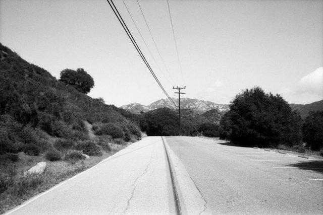 Park - Malibu, CA 2013