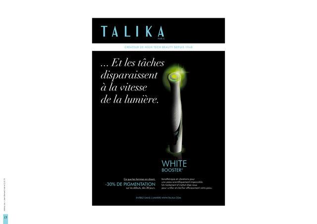 """<font color=""""#aaa7a6"""">Talika : plateforme créative (15/21).</font>"""