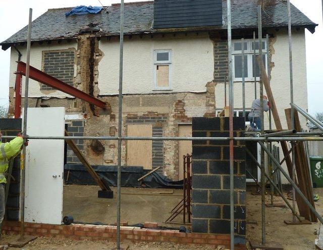 Storeys Way, Cambridge 2014-2015