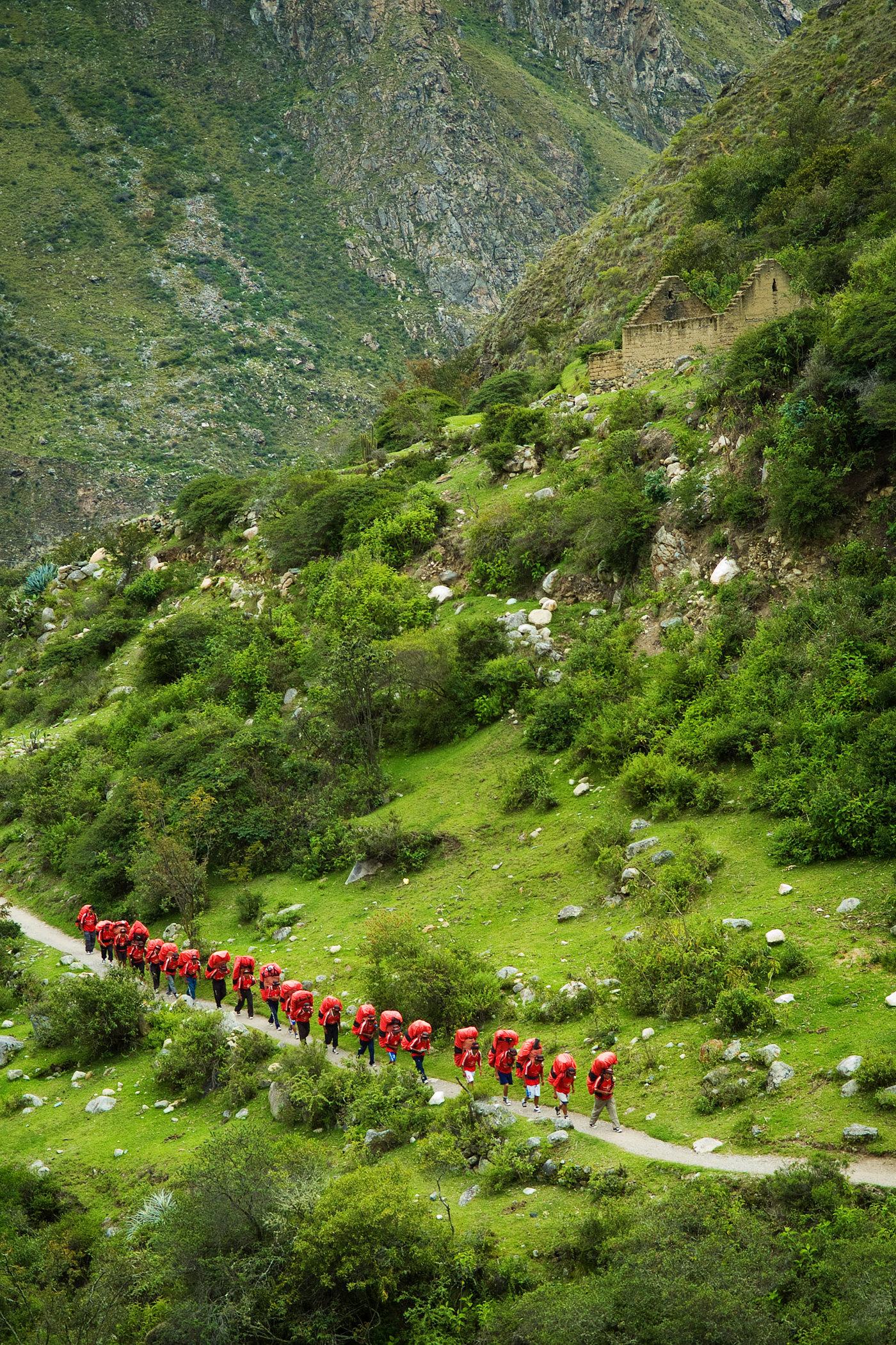 Inca Trail 1
