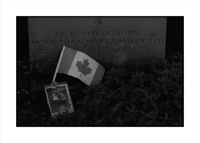 Canadian War Cemetry Groesbeek