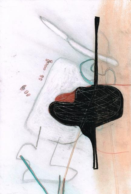 Zonder Titel, 2010  21,9 x 32,5 cm