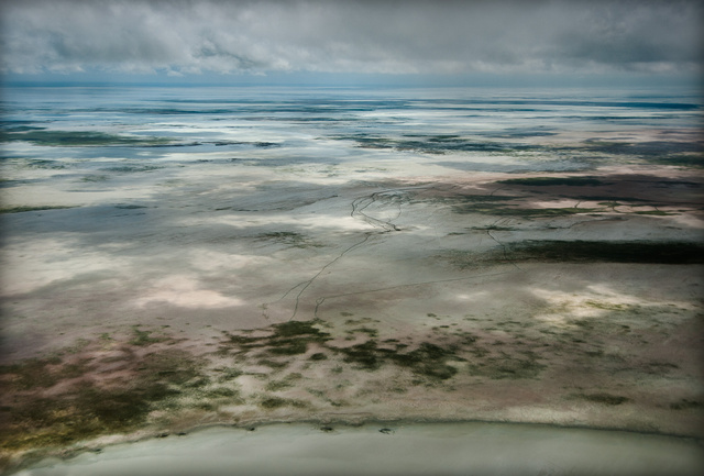 ETOSHA PAN IN THE RAIN SEASON