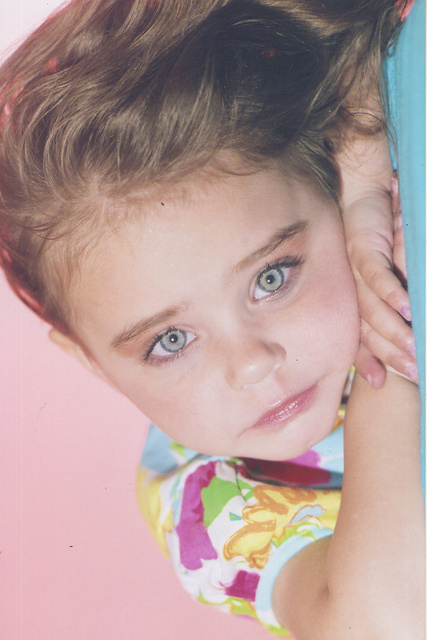 My discovery BAILEY BROWN-model, child star actress LA