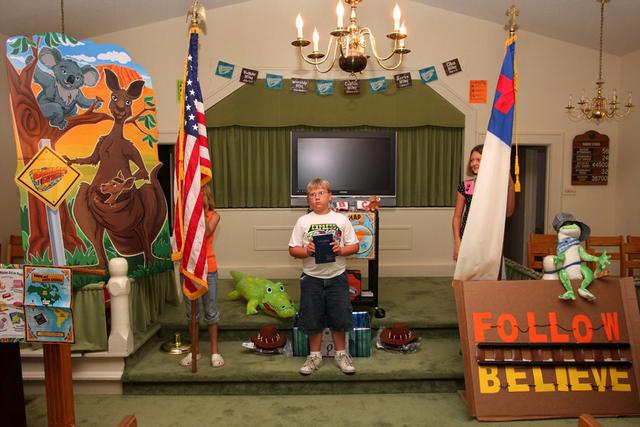 Vacation Bible School - Alum Springs NC
