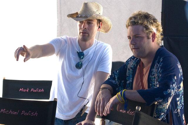 Director Michael Polish & Sean Astin