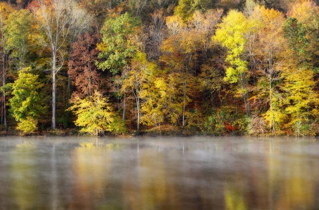 Autumn, Shawnee State Park, Ohio