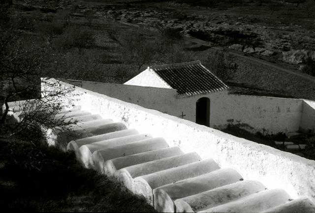 Graves in Wall in Spain