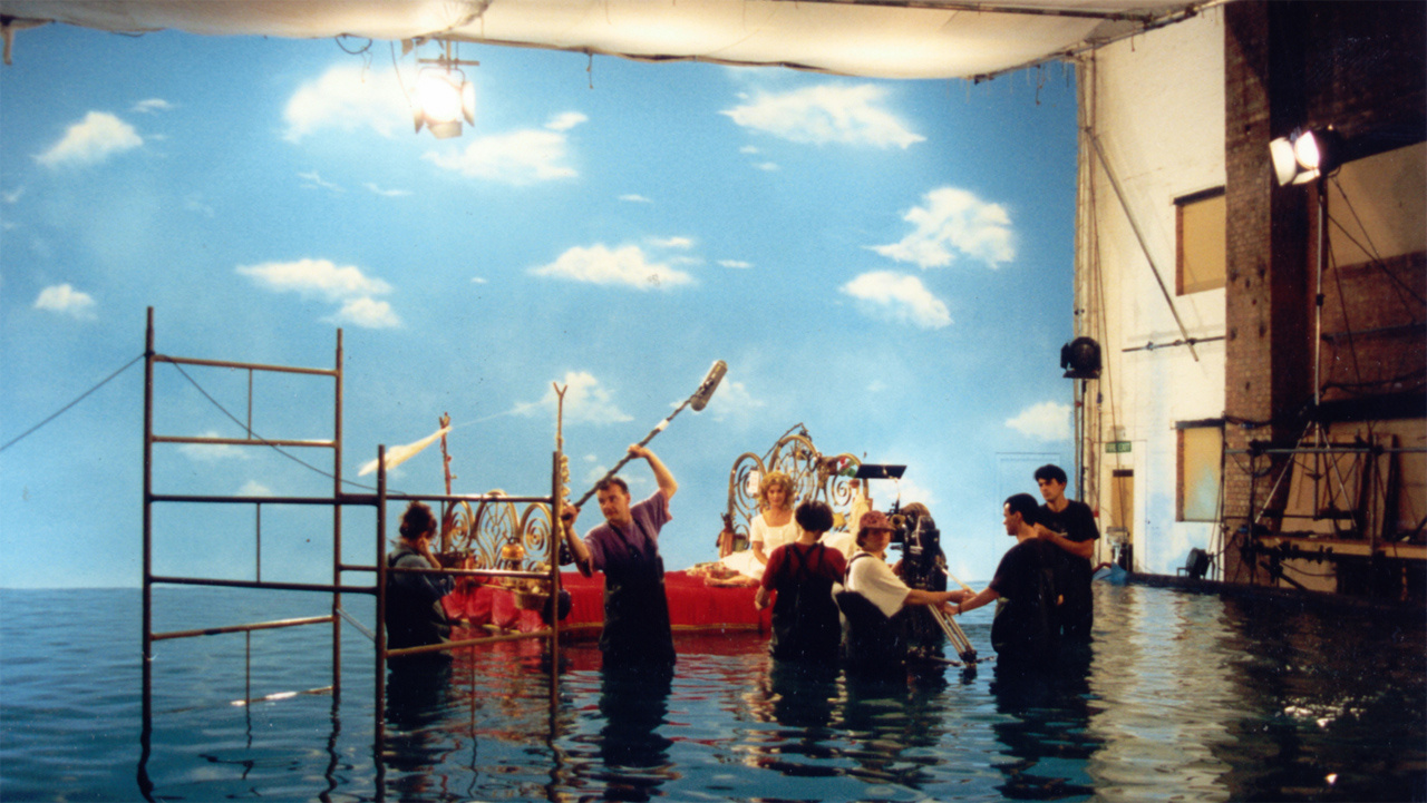 All at Sea  BBC 10 x 10 short films