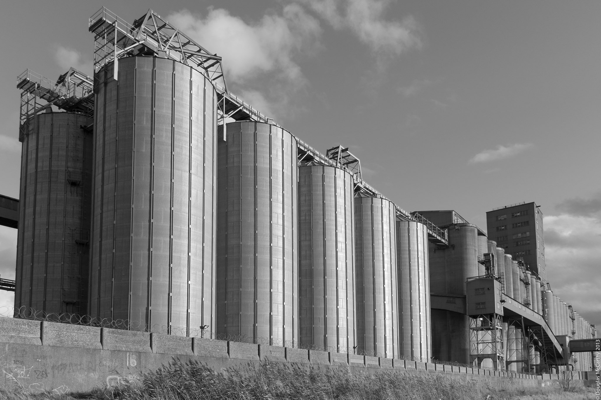 SGS UK Grain Terminal, Grays, Essex