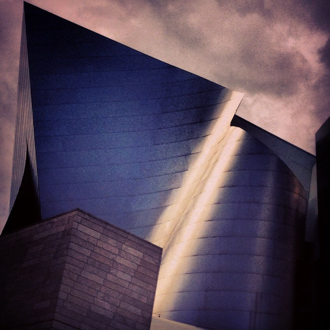 WALT DISNEY CONCERT HALL - PURPLE 9