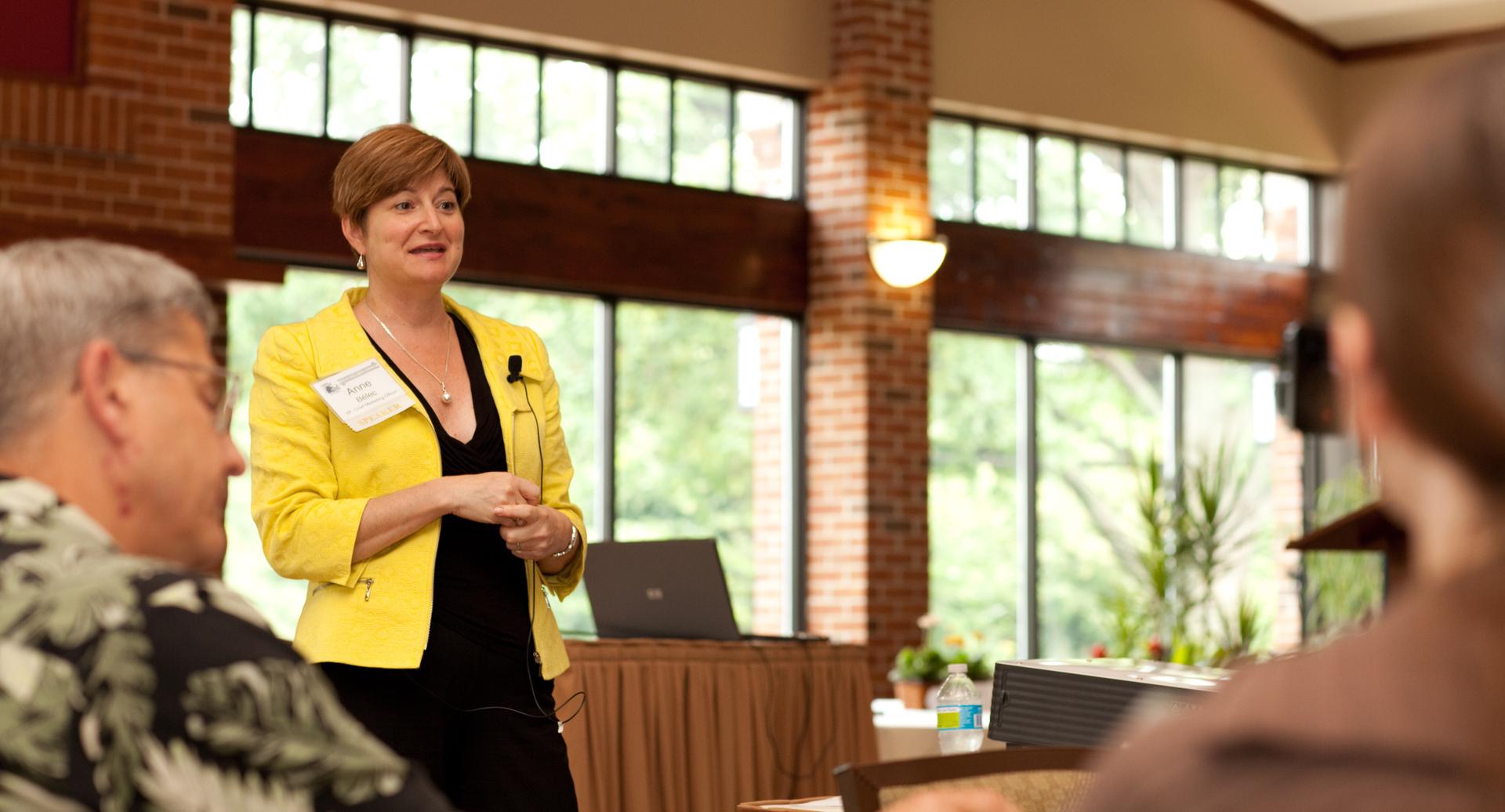 Anne Belec-VP, Chief Marketing Officer Navistar
