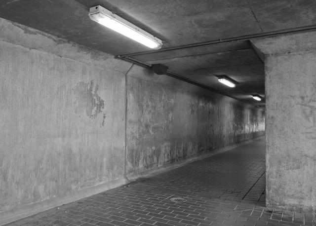 Thames Barrier Underpass IV