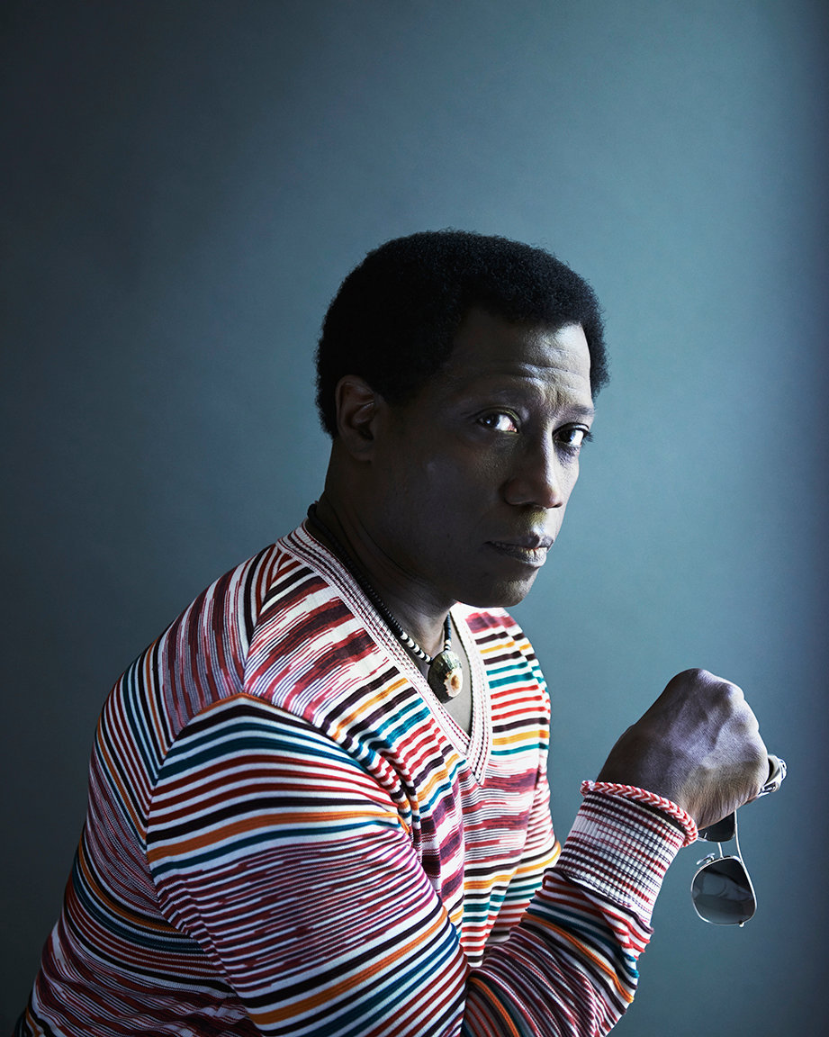 Wesley Snipes - The Telegraph