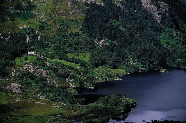 Healy Pass,péninsule de Beara,comté de Cork