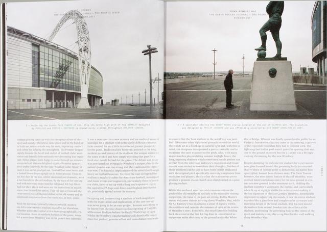 Green Soccer Journal