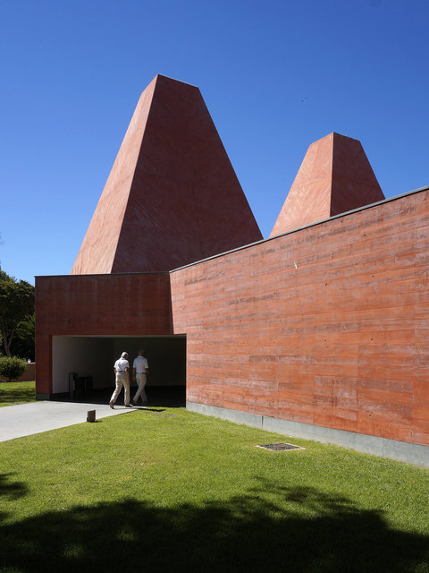 Paula Rego museum, Cascais