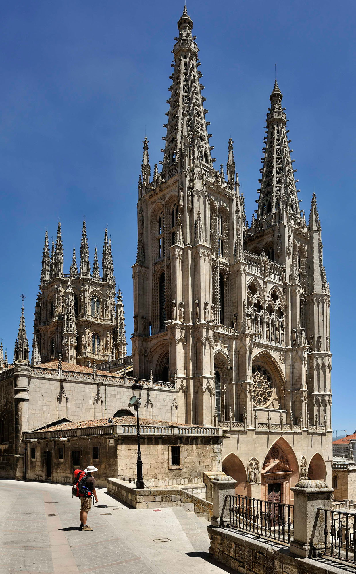 Cathédrale de Burgos, Castille