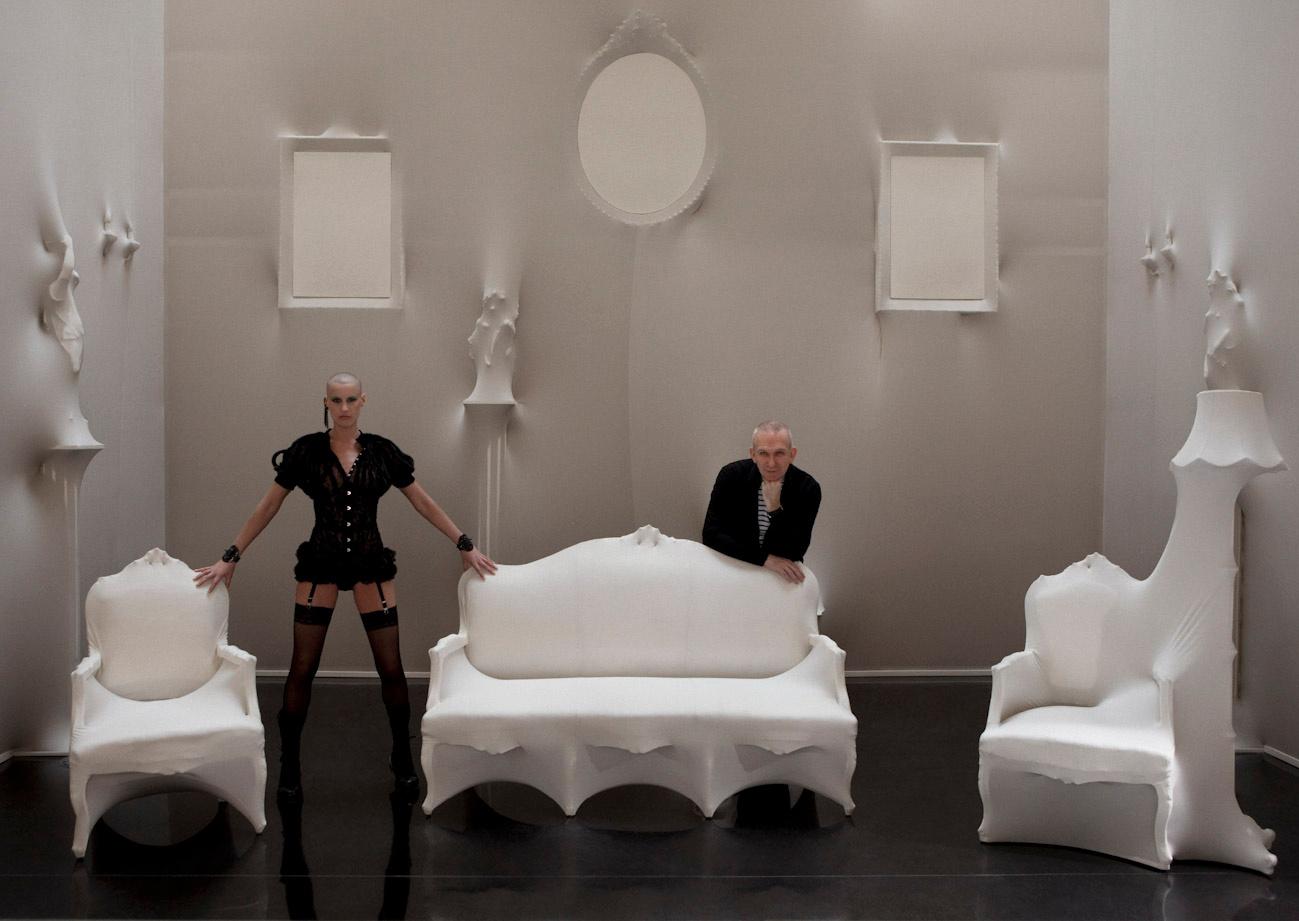 Special Jean Paul Gautier Haute Couture