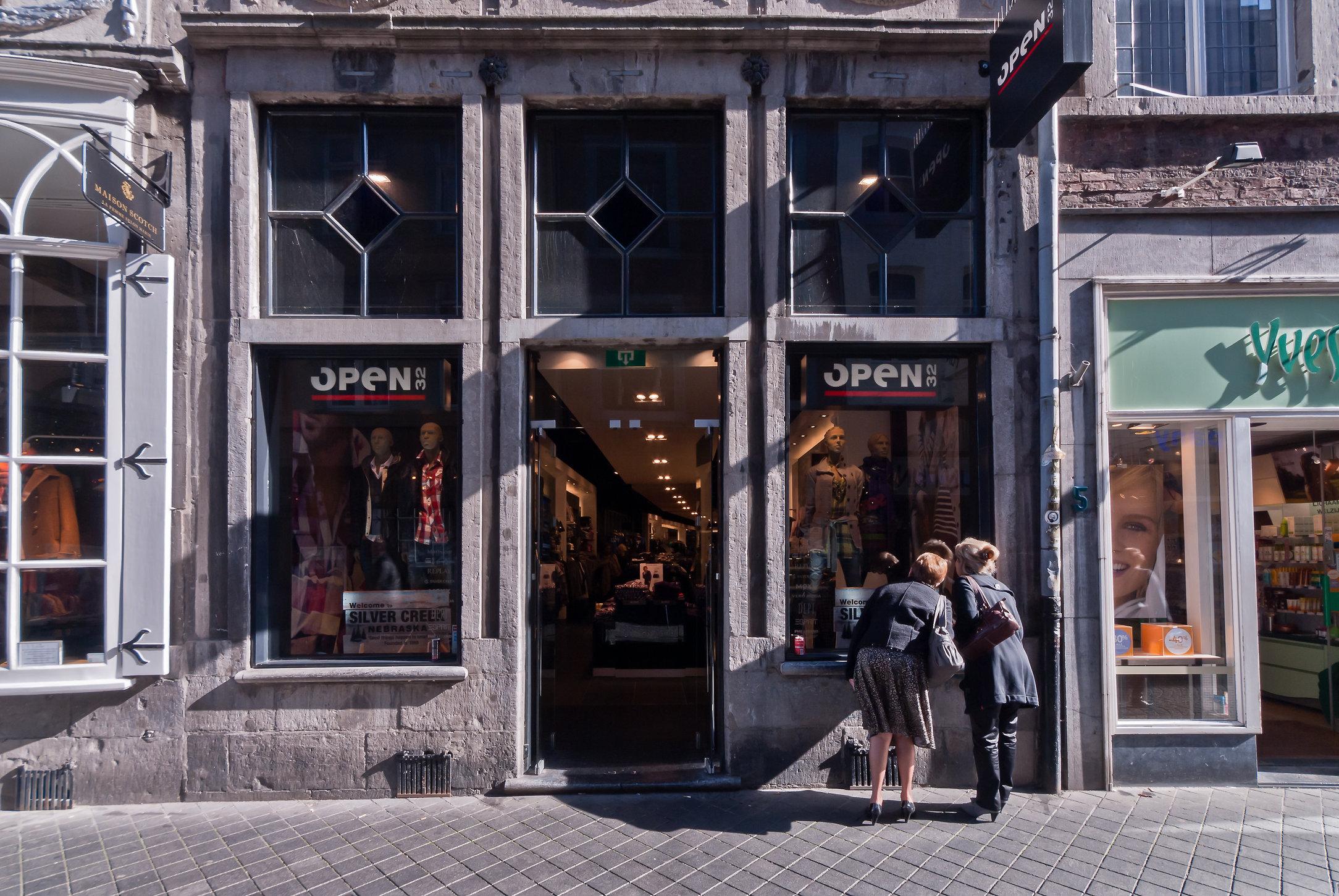 Muntstraat, Maastricht