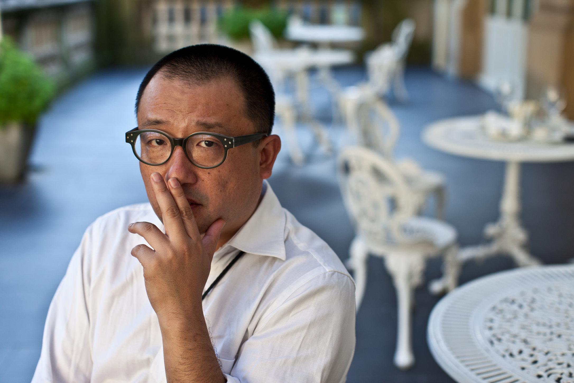 wang xiaoshuai, director