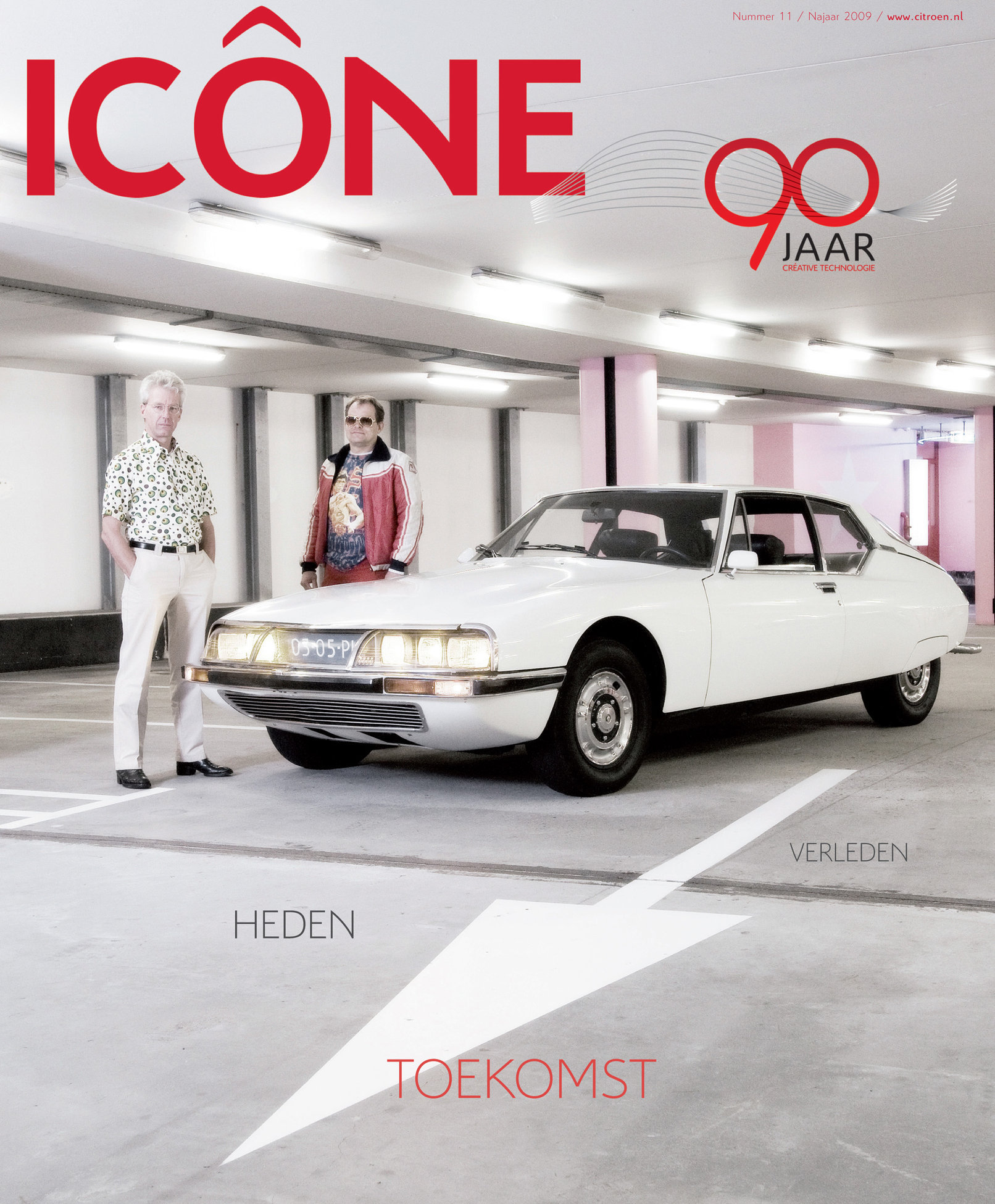 Icone - 90 jaar Citroen