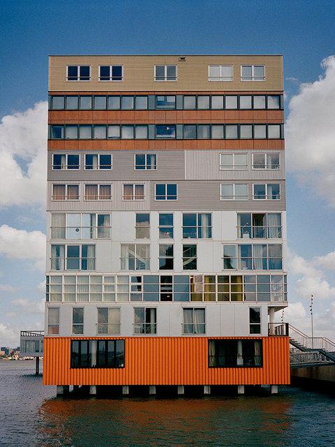Silodam by MVRDV/Amsterdam