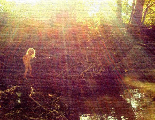 """Photography image, """"Wild Child"""""""