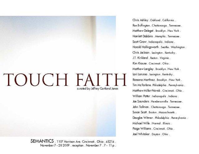 Touch Faith