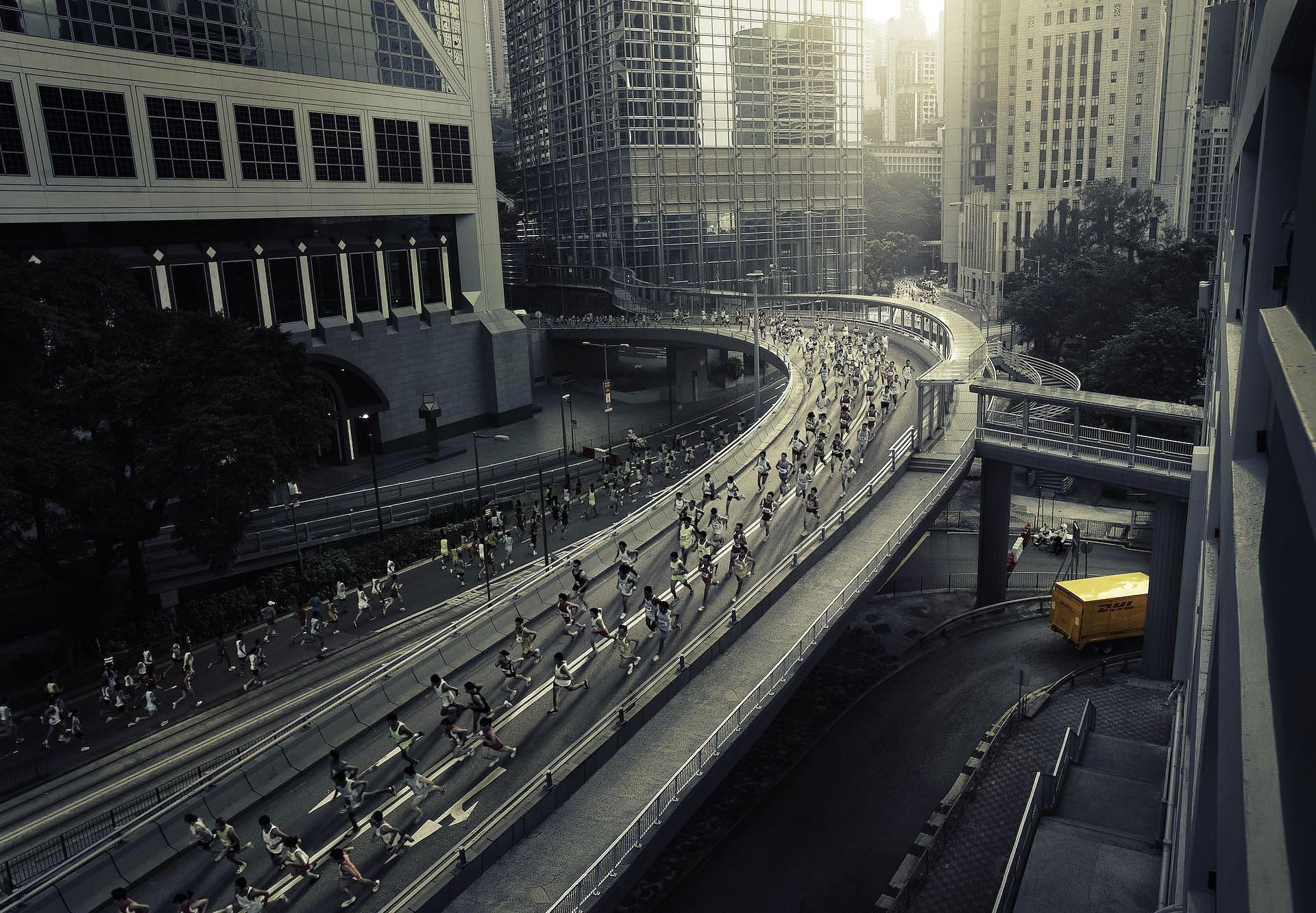 Traffic Jam (3 of 4)