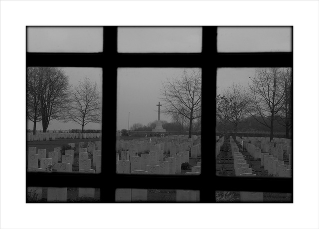 Canadian War Cemetry Groesbeek