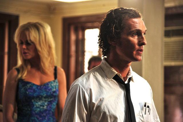 Nicole Kidman  Matthew McConaughey