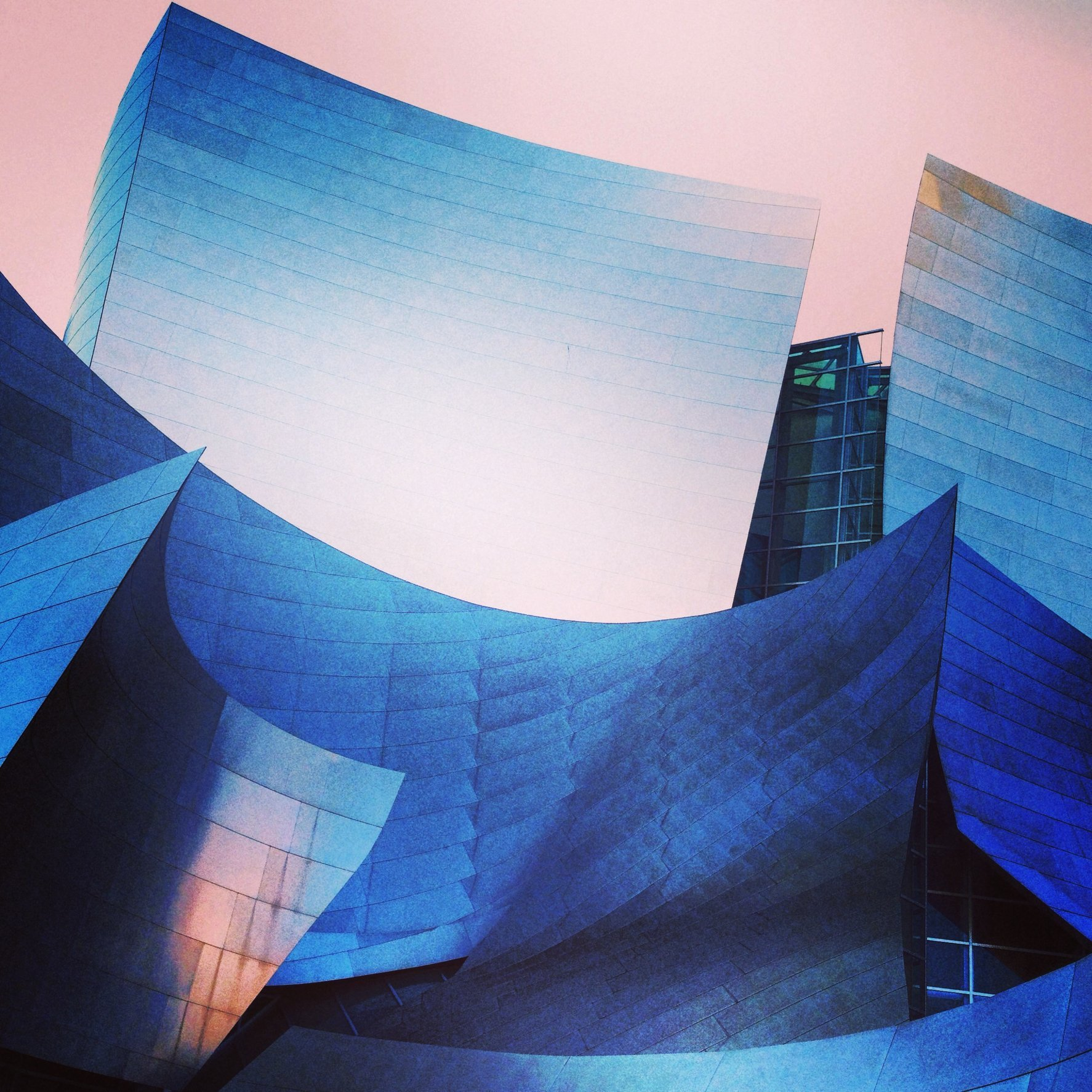 WALT DISNEY CONCERT HALL - BLUE 30