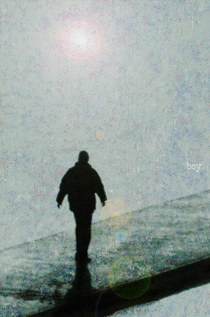"Peter Edel, ""BOY"", 2013"