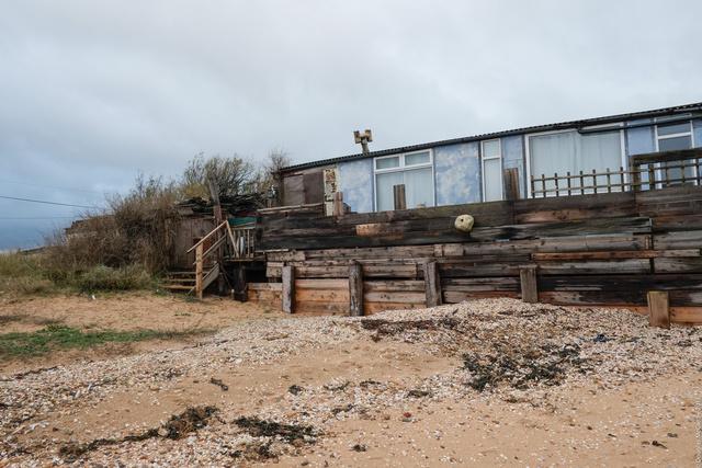 Shellness beach house I