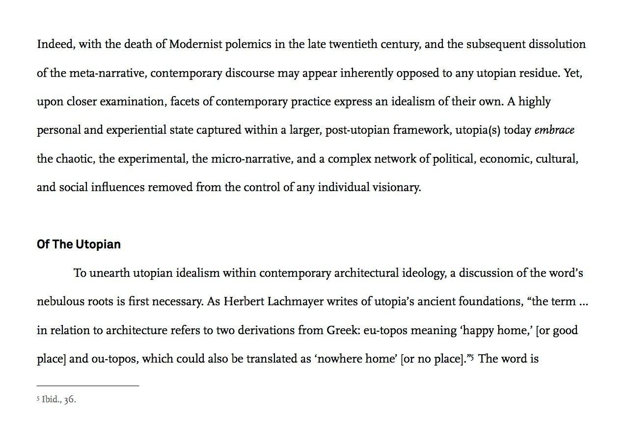 utopia essay taylor cornelson post utopia essay public health essay  taylor cornelson post utopia essay